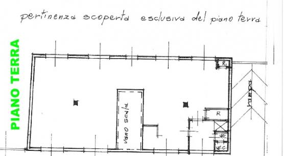 Locale a Corato, zona Via S. Elia