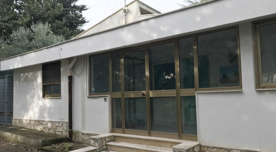 Villa a Corato, zona Via C. Del Monte
