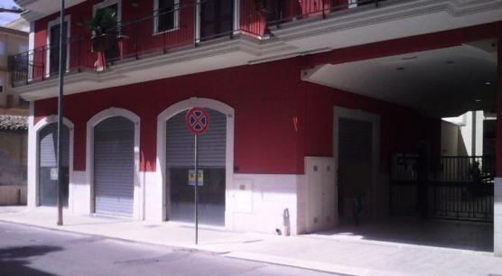 Locale a Corato, zona Via Trani