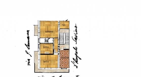 Vendita Appartamento ad Andria, Via Castromonte